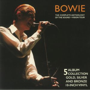 BOWIE, David - The Complete Anthology Of The Sound & Vision Tour (Deluxe Edition)