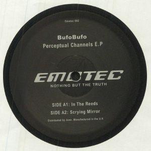 Bufobufo - Perceptual Channels EP