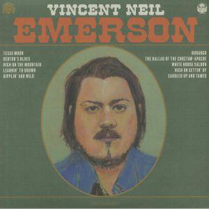 EMERSON, Vincent Neil - Vincent Neil Emerson