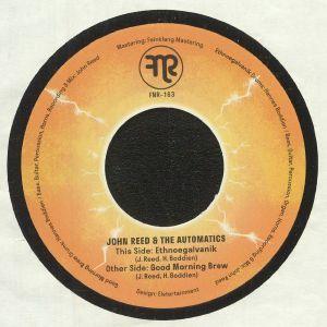 REED, John & THE AUTOMATICS - Ethneogalvanik