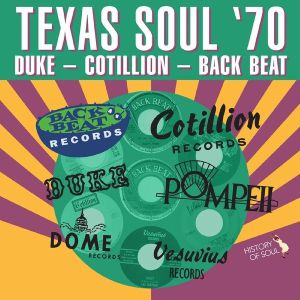 VARIOUS - Texas Soul '70 (Record Store Day RSD 2021)