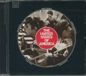 UNITED STATES OF AMERICA, The - The United States Of America (Expanded Edition) (remastered)
