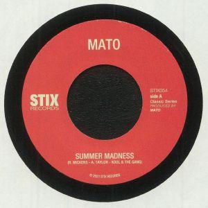 Mato - Summer Madness (reissue)