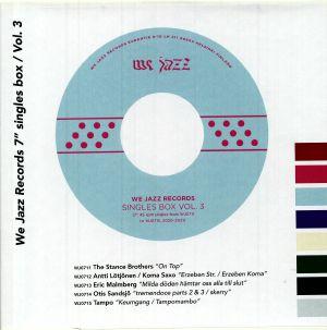 VARIOUS - We Jazz Records 7