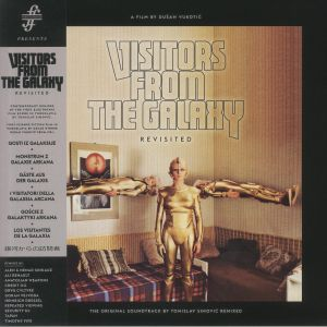 SIMOVIC, Tomislav/VARIOUS - Visitors From The Galaxy: Revisited (Soundtrack)