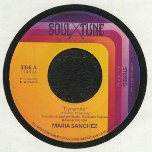 SANCHEZ, Maria - Dynamite