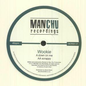 Wookie - Down On Me