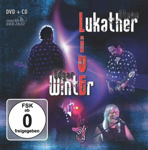 LUKATHER, Steve/EDGAR WINTER - Live At North Sea Festival 2000