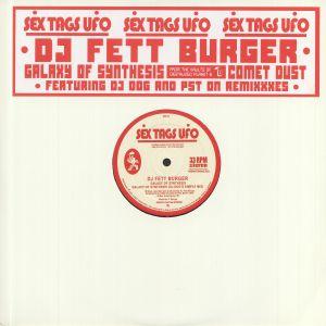 DJ FETT BURGER - Galaxy Of Synthesis