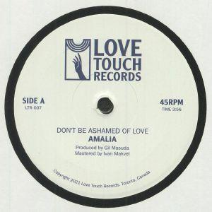 AMALIA - Don't Be Ashamed Of Love