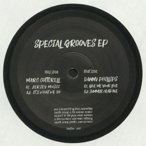 Marc Cotterell / Danny Phillips - Special Grooves EP