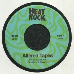ALTERED TAPES/DJ PLATURN - The Break Down (Eazy Goes To Memphis)
