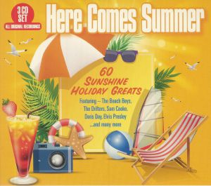 VARIOUS - Here Comes Summer: 60 Sunshine Holiday Greats