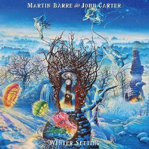 BARRE, Martin/JOHN CARTER - Spirit Flying Free