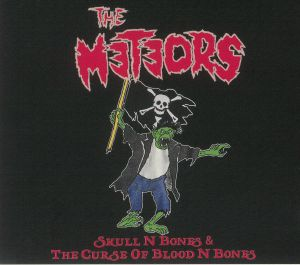 METEORS, The - Skull N Bones