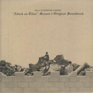 SAWANO, Hiroyuku - Attack On Titan: Season 2 (Soundtrack)