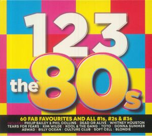 VARIOUS - 1 2 3: The 80s