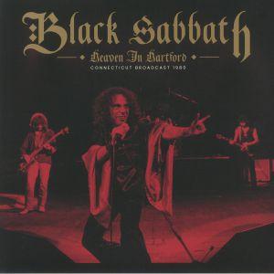 BLACK SABBATH - Heaven In Hartford: Connecticut Broadcast 1980