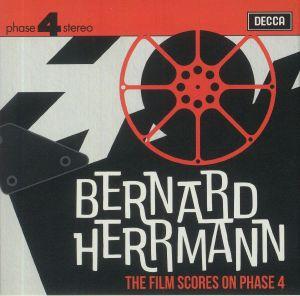 HERRMANN, Bernard - The Film Scores On Phase 4 (Soundtrack)