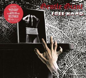 'GENTLE GIANT - Free Hand (5.1 & 2.0 Steven Wilson Mix)