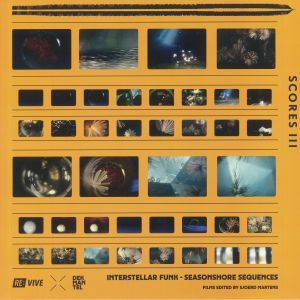 INTERSTELLAR FUNK/GUENTER RALER - Scores III