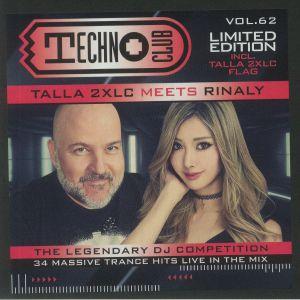TALLA 2XLC meets RINALY - Techno Club Vol 62