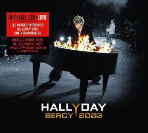 HALLYDAY, Johnny - Bercy 2003