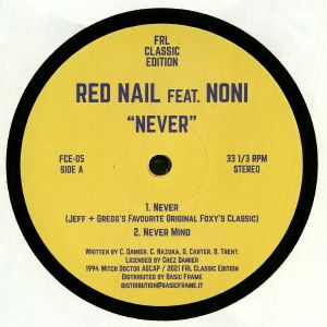 RED NAIL feat NONI - Never