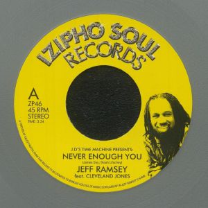 JD'S TIME MACHINE presents JEFF RAMSEY - Never Enough You