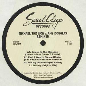 MICHAEL THE LION vs AMY DOUGLAS - Remixed