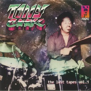 COOK, Tony - The Lost Tapes Vol 1