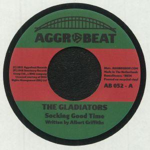 GLADIATORS, The - Socking Good Time (reissue)