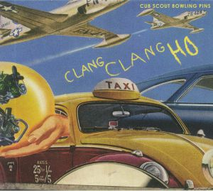 CUB SCOUT BOWLING PINS - Clang Clang Ho