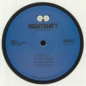 SOLAZZ - Highlife Disco