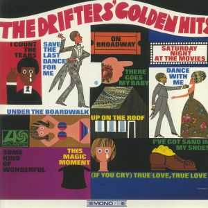 DRIFTERS, The - Golden Hits (reissue)