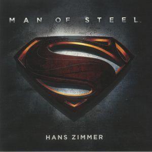 ZIMMER, Hans - Man Of Steel (Soundtrack) (reissue)