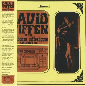 WIFFEN, David - Live At The Bunkhouse Coffeehouse Vancouver (reissue)