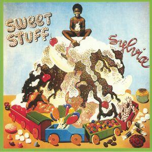SYLVIA - Sweet Stuff (reissue)