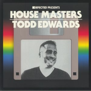 EDWARDS, Todd/VARIOUS - Defected Presents House Masters: Todd Edwards