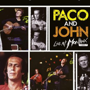 DE LUCIA, Paco/JOHN MCLAUGHLIN - Live At Montreux 1987