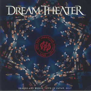 DREAM THEATER - Lost Not Forgotten Archives: Images & Words: Live In Japan 2017