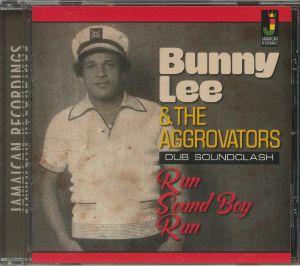 LEE, Bunny/THE AGGROVATORS - Run Sound Boy Run