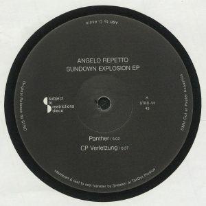 REPETTO, Angelo - Sundown Explosion EP