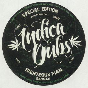 DANMAN/INDICA DUBS/FORWARD FEVER - Righteous Man