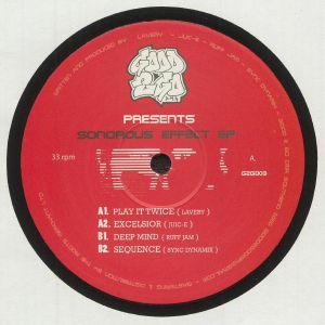 LAVERY/JUIC E/RUFF JAM/SYNC DYNAMIX - Sonorous Effect EP