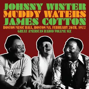 WINTER, Johnny & FRIENDS - Great American Radio Volume 6