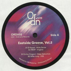 EL KAZED/RBDP/ENRICO DRAGONI/MIKE JUNG - Eastside Groove Vol 2