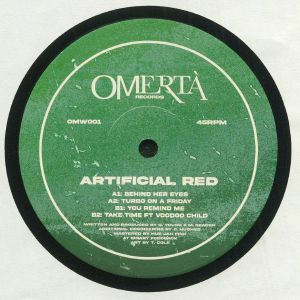 Artificial Red - Behind Her Eyes