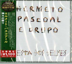 PASCOAL, Hermeto - Festa Dos Deuses (reissue)