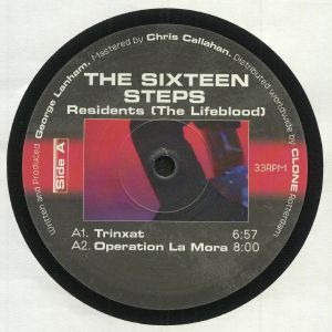 SIXTEEN STEPS, The - Residents: The Lifeblood